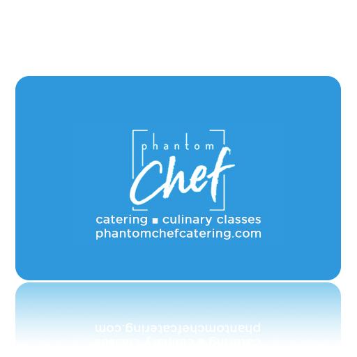 Phantom Chef giftcard